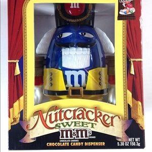 M&M NUTCRACKER SWEET CANDY DISPENSER LE 2009